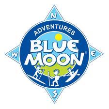Blue Moon Outdoor Adventures logo