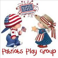 Patriots Play Group Tall and Smalls Dance Class 12/19