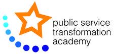 the Public Service Transformation Academy logo