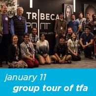 TFA Campus Tour - 01/11/14
