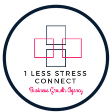 1 Less Stress Connect logo