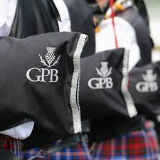 Glengarry Pipe Band logo