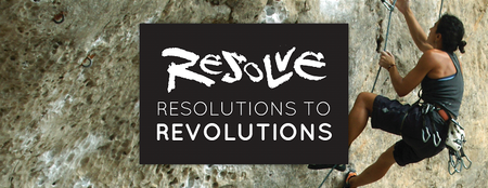 Resolutions to Revolutions