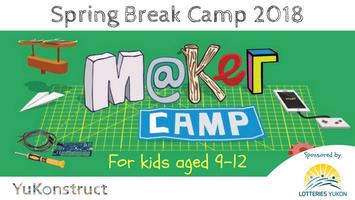 Maker Camp for Kids! Week 1
