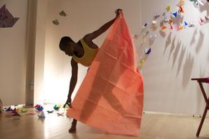 Afrofuturism Exhibition Opening