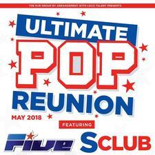 Ultimate Pop Reunion logo