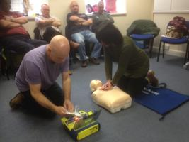 Emergency First Aid at Work (QCF Level 3 Training...