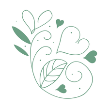 Rooted Heart - Nature Connection and Yoga logo
