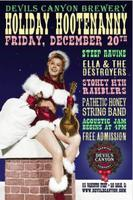 Devils Canyon Brewery 9th Annual Holiday Hootenanny