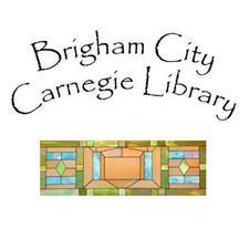 Brigham City Public Library logo