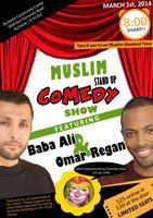 Muslim Comedy Show! (Burbank, CA)