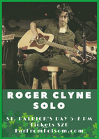 ROGER CLYNE SOLO | St. Patrick's Day!