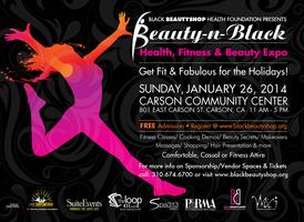 2nd Annual Beauty-N-Black Health, Fitness & Beauty Expo