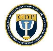 Center for Deployment Psychology (CDP) logo