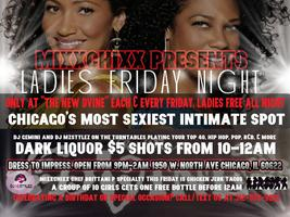 MixxChixx Ladies Friday Nights
