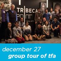 TFA Campus Tour - 12/27/2013