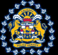 The Calgary Police Service logo