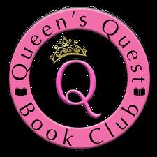 The Queen's Quest Book Club logo