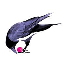 Empress Crow and Rabbit  logo