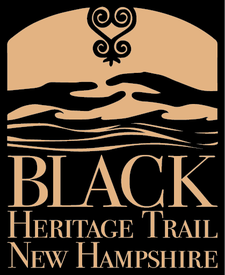 Black Heritage Trail of New Hampshire logo