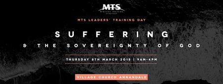 MTS Leaders' Training Day 1 2018