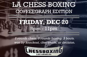 LA Chess Boxing