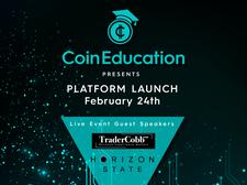 Coin Education logo