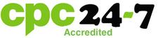 CPC24-7 Training across the UK  logo