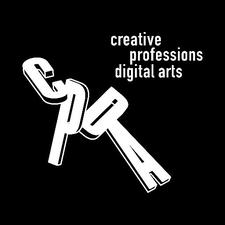 Department of Creative Professions and Digitial Arts, University of Greenwich logo