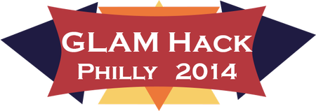 GLAM Hack Philly 2014