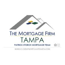 The Mortgage Firm Tampa - Patrick Storch Mortgage Team logo