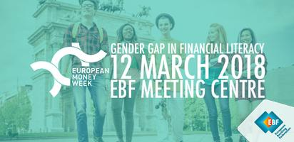Gender gap in financial literacy - Brussels kick-off...