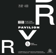 VR Pavilion - Luxembourg City Film Festival logo