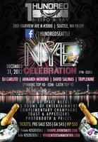 New Year's Eve 2014 @ 1 Hundred