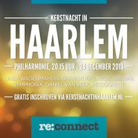 Kerstnacht in Haarlem