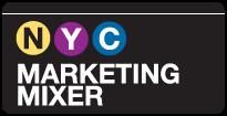 NYC Marketing Mixer logo