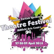 LONDON TURKISH SPEAKERS THEATRE FESTIVAL logo