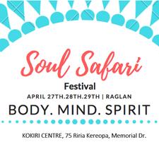 Soul Safari Raglan logo