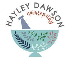 Hayley Dawson - Naturopathy  logo