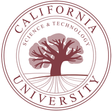 California Science and Technology University logo