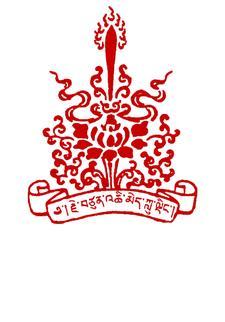 Sakya Tsechen Thubten Ling logo