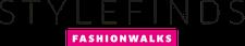 STYLEFINDS FASHIONWALKS logo