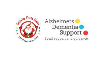 ADS Santa Fun Run, Charity 5k Dorney Lake, Eton, Windsor 25th November 2018