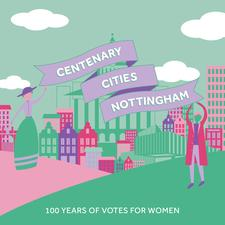 Centenary Cities Nottingham logo