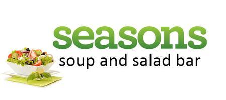 Get Healthy Now at Seasons Salad Bar!