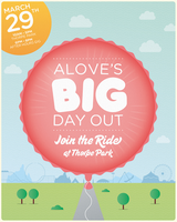 ALOVE'S BIG DAY OUT 2014
