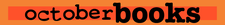 October Books logo