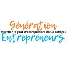 Génération Entrepreneurs logo