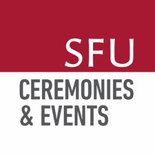 SFU Ceremonies and Events logo