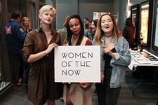 Women of The Now  logo